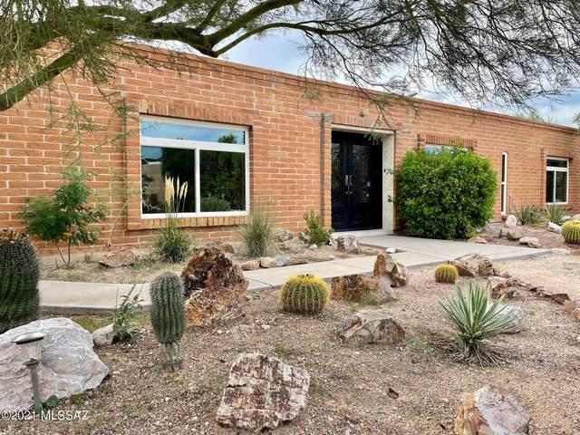433 E Yvon Drive, Tucson, AZ 85704 (#22124319) :: Tucson Real Estate Group
