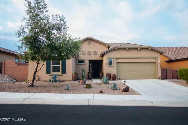 5495 W Thornscrub Road, Marana, AZ 85658 (#22124322) :: Tucson Property Executives