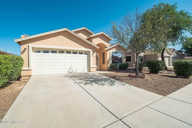 8799 E Mountain Spring Drive, Tucson, AZ 85747 (#22124335) :: Tucson Real Estate Group