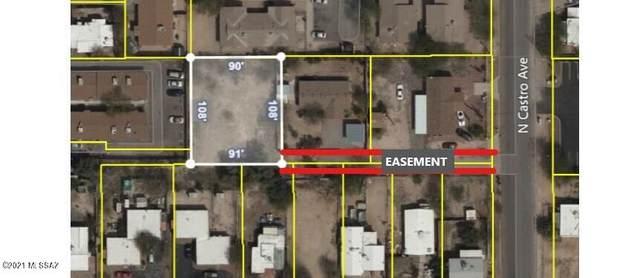 3027 N Castro Avenue #0, Tucson, AZ 85705 (#22124348) :: Tucson Real Estate Group