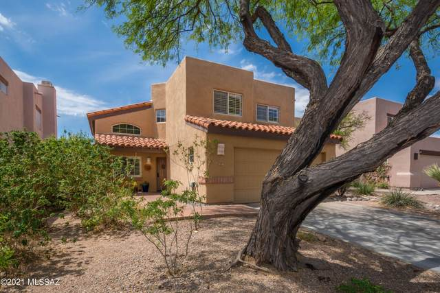 2026 E Calle De Dulcinea, Tucson, AZ 85718 (MLS #22124351) :: The Luna Team
