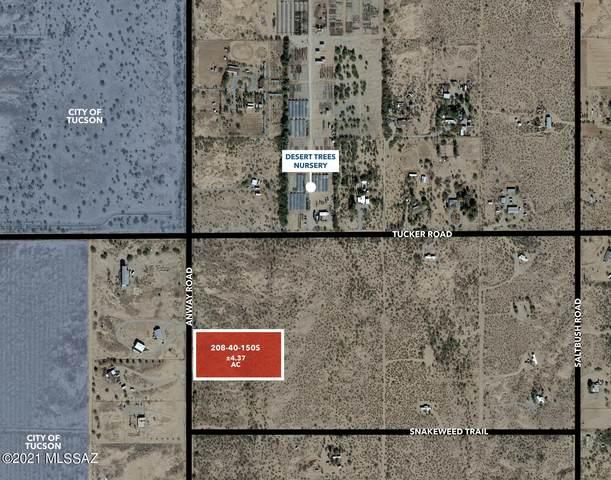 N Anway 4 Acres, Marana, AZ 85653 (#22124354) :: Keller Williams