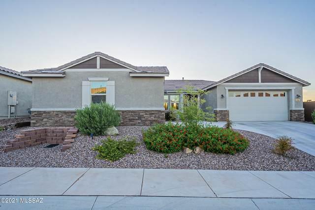 5402 S Saguaro Wash Trail, Tucson, AZ 85747 (#22124355) :: Tucson Real Estate Group