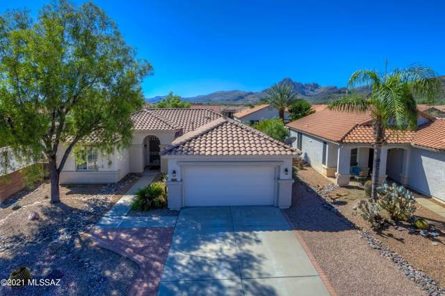 8073 W Wandering Spring Way, Tucson, AZ 85743 (#22124360) :: Long Realty - The Vallee Gold Team