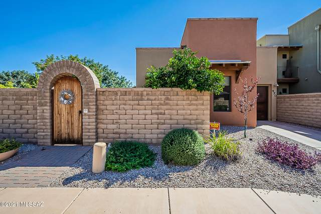 170 E Castlefield Circle, Tucson, AZ 85704 (#22124363) :: Long Realty - The Vallee Gold Team