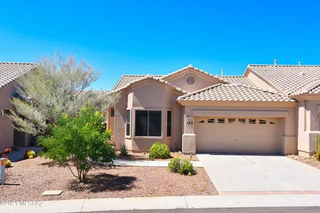 13401 N Rancho Vistoso Boulevard #183, Oro Valley, AZ 85755 (#22124364) :: Tucson Property Executives