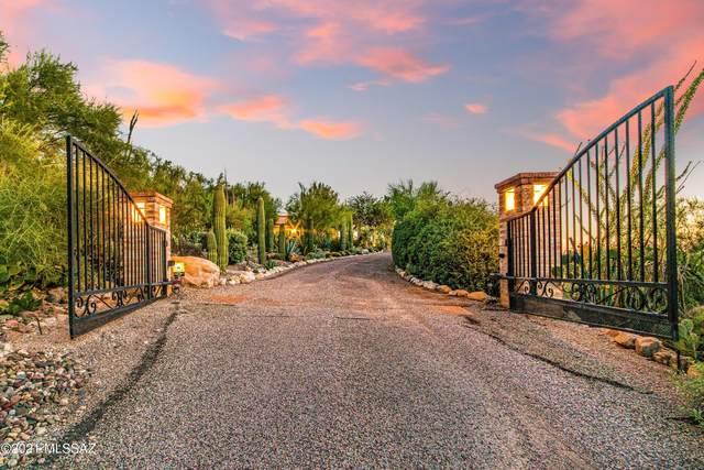 4718 N Camino Corto, Tucson, AZ 85718 (#22124365) :: Long Realty - The Vallee Gold Team