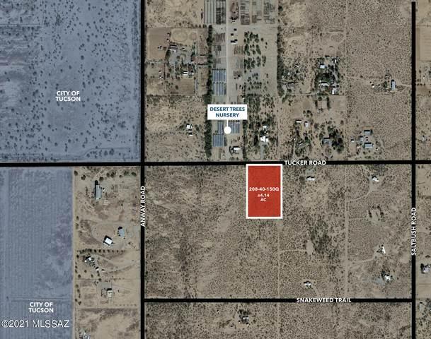 W Tucker 4Acres, Marana, AZ 85653 (#22124370) :: Keller Williams