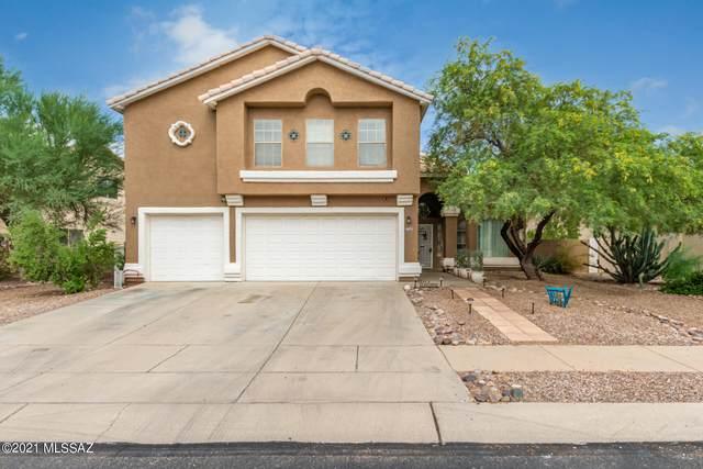6870 W Tombstone Way, Tucson, AZ 85743 (MLS #22124386) :: The Luna Team