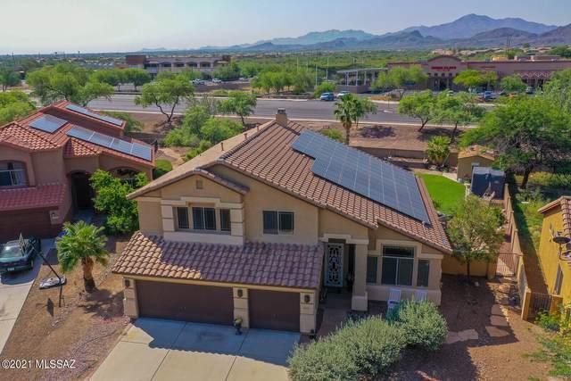 8649 N Ahwatukee Way, Tucson, AZ 85743 (MLS #22124400) :: The Luna Team