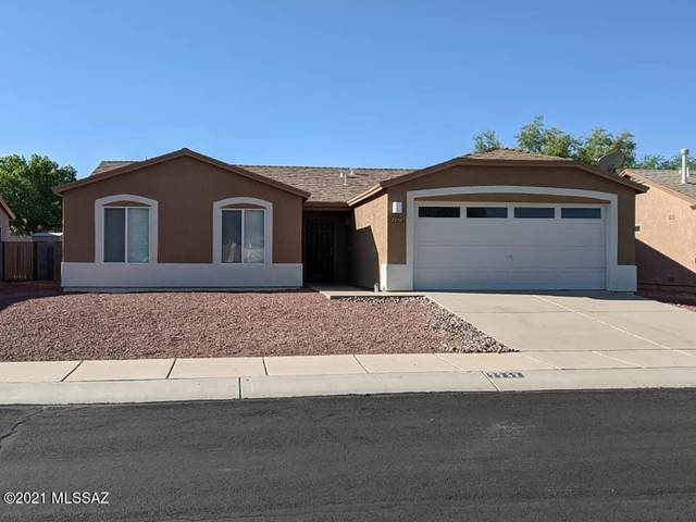 7757 W New Moon Way, Tucson, AZ 85743 (MLS #22124403) :: The Luna Team