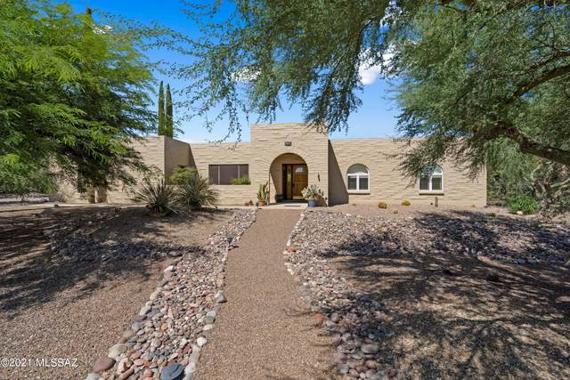8391 E Cresthill Drive, Tucson, AZ 85750 (#22124408) :: Long Realty - The Vallee Gold Team