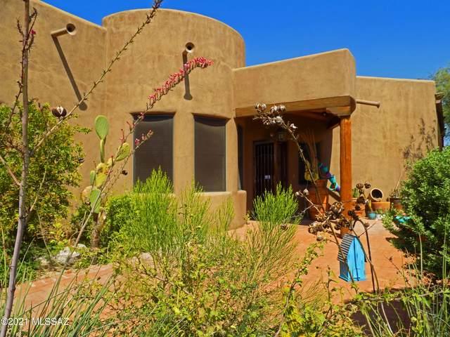 6910 N Montezuma Drive, Tucson, AZ 85718 (#22124411) :: Tucson Real Estate Group