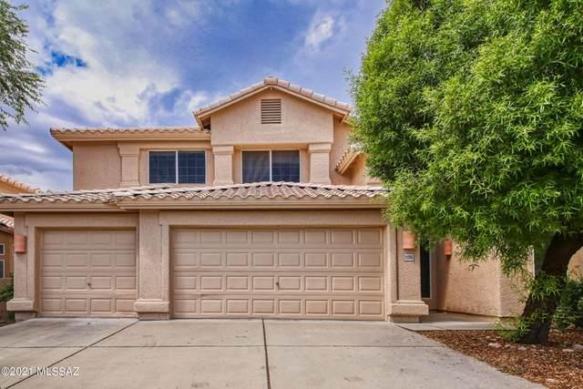 11335 N Silver Pheasant Loop, Oro Valley, AZ 85737 (#22124421) :: Tucson Property Executives