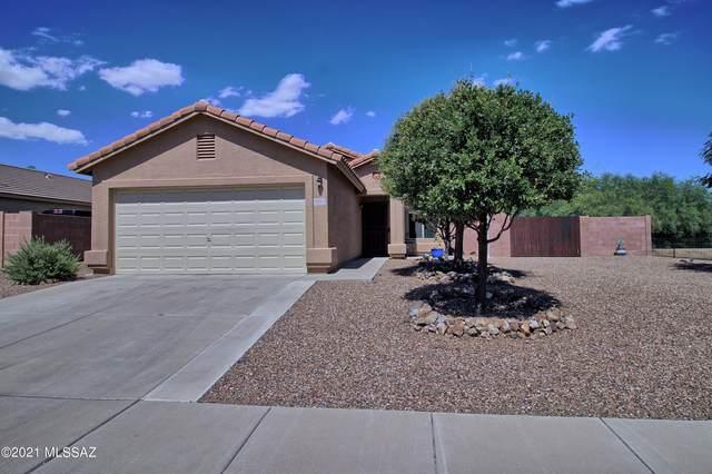 306 W Amber Hawk Court, Green Valley, AZ 85614 (#22124425) :: Tucson Property Executives