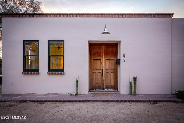 870 S Meyer Avenue, Tucson, AZ 85701 (MLS #22124426) :: The Property Partners at eXp Realty