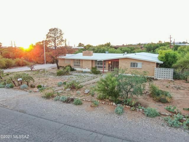 1035 E Camino De Los Padres, Tucson, AZ 85718 (MLS #22124427) :: The Luna Team