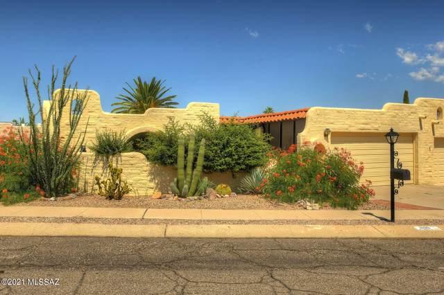 890 W Vereda Calma, Green Valley, AZ 85614 (#22124428) :: Long Realty - The Vallee Gold Team
