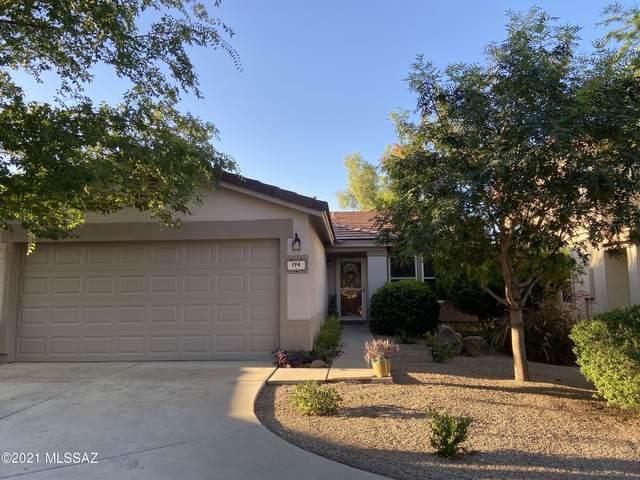 194 E Oracle Oak Street, Sahuarita, AZ 85629 (#22124439) :: Tucson Property Executives