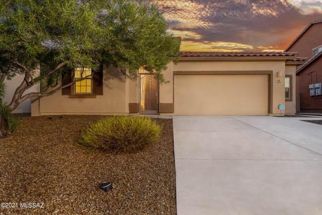 619 W Calle Sombra Linda, Sahuarita, AZ 85629 (#22124444) :: Tucson Real Estate Group