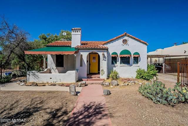 105 E Mabel Street, Tucson, AZ 85705 (#22124445) :: Tucson Real Estate Group