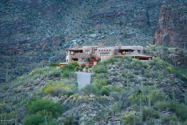 6799 N Rattlesnake Canyon Road, Tucson, AZ 85750 (MLS #22124446) :: The Property Partners at eXp Realty