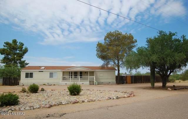 6383 N Calvin Road, Tucson, AZ 85743 (#22124447) :: Long Realty - The Vallee Gold Team