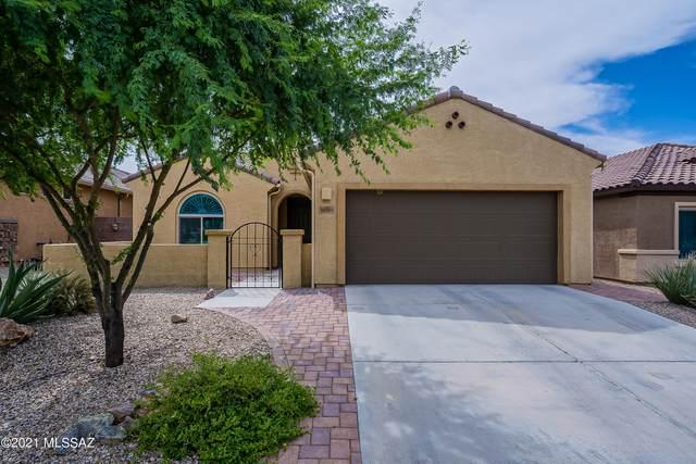 14064 E Via Cerro Del Molino, Vail, AZ 85641 (#22124452) :: Tucson Property Executives