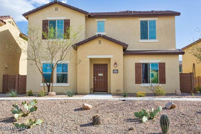 10985 E Gray Mare Trail, Tucson, AZ 85747 (#22124454) :: Tucson Real Estate Group