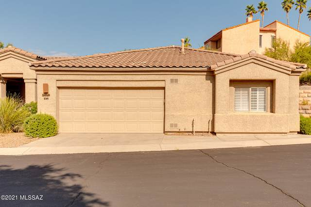 3869 N Forest Park Drive, Tucson, AZ 85718 (#22124459) :: Tucson Real Estate Group