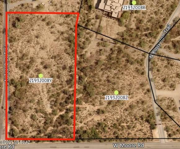 3110 W Moore Road, Tucson, AZ 85742 (MLS #22124478) :: The Luna Team