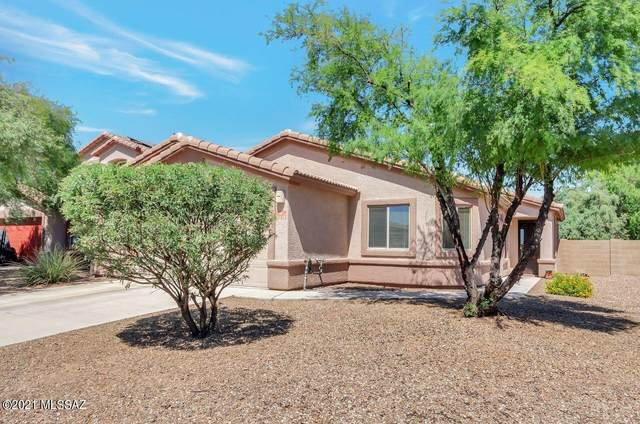11138 W Fallen Willow Drive, Marana, AZ 85653 (MLS #22124479) :: The Luna Team