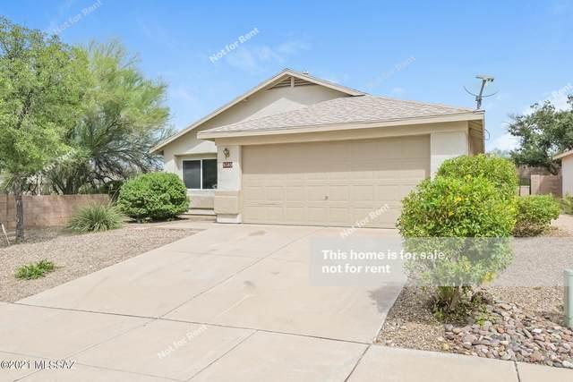 9589 E Vendela Street, Tucson, AZ 85748 (MLS #22124486) :: The Luna Team