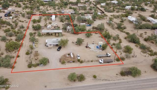 11910 W Orange Grove Road, Tucson, AZ 85743 (#22124489) :: Tucson Real Estate Group
