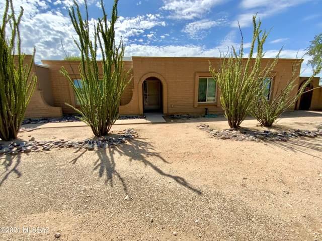 1545 W San Lucas, Tucson, AZ 85704 (MLS #22124492) :: The Property Partners at eXp Realty