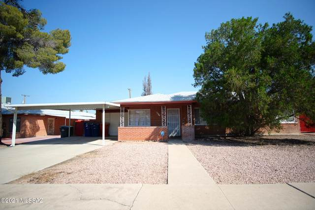 4917 E Timrod Street, Tucson, AZ 85711 (#22124497) :: Tucson Real Estate Group
