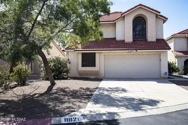 8921 N Ferber Court, Tucson, AZ 85742 (MLS #22124498) :: The Luna Team