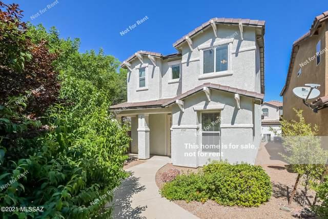 2747 N Saramano Lane, Tucson, AZ 85712 (#22124503) :: The Josh Berkley Team