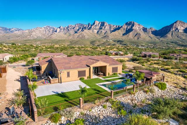 11385 N Village Canyon Place, Oro Valley, AZ 85737 (#22124504) :: Tucson Property Executives