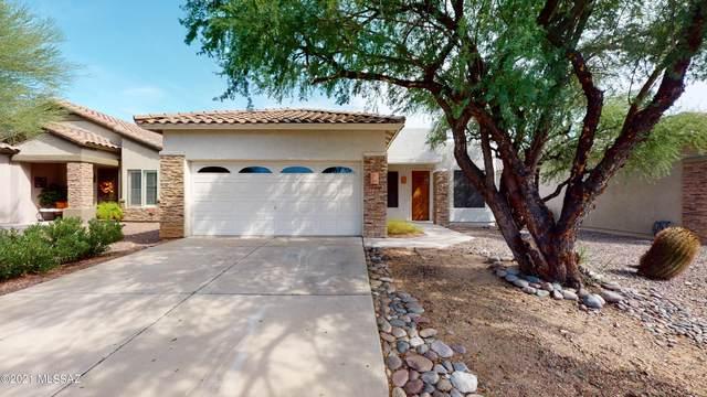 8850 N Treasure Mountain Drive, Tucson, AZ 85742 (#22124510) :: Tucson Real Estate Group