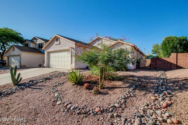 3640 W Sunglade Drive, Tucson, AZ 85742 (MLS #22124518) :: The Property Partners at eXp Realty