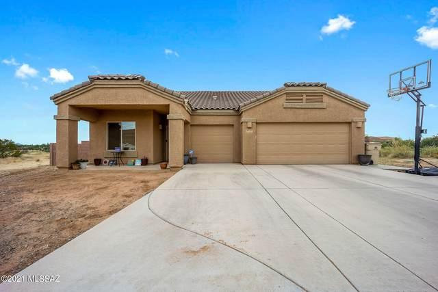 3747 E Pondera Place, Sahuarita, AZ 85629 (#22124524) :: Tucson Property Executives
