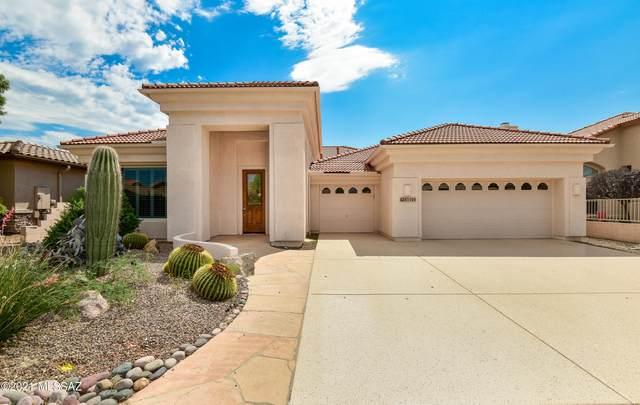 63109 E Flower Ridge Drive, Tucson, AZ 85739 (#22124547) :: Tucson Property Executives