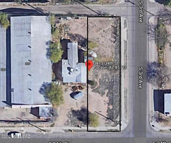 347 E 34Th Street, Tucson, AZ 85713 (#22124554) :: Kino Abrams brokered by Tierra Antigua Realty