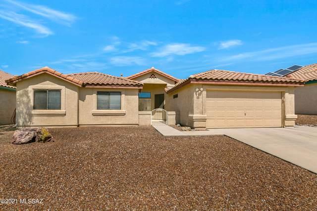 417 N Sedge Lane, Tucson, AZ 85748 (#22124562) :: Kino Abrams brokered by Tierra Antigua Realty