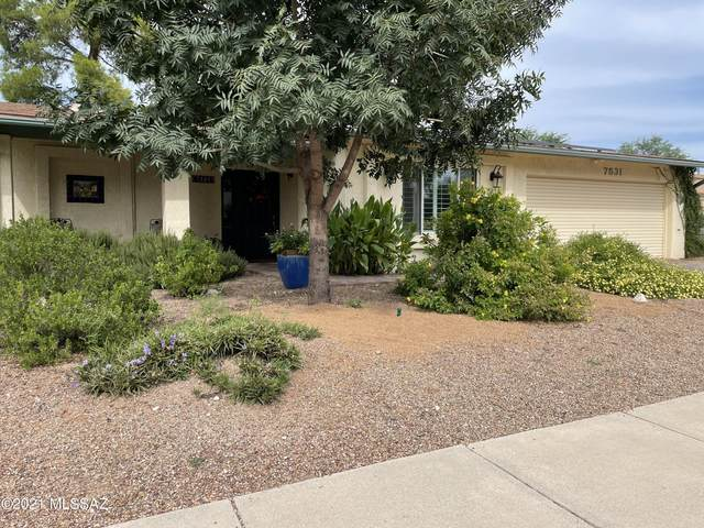 7531 E La Cienega Drive, Tucson, AZ 85715 (#22124565) :: Kino Abrams brokered by Tierra Antigua Realty