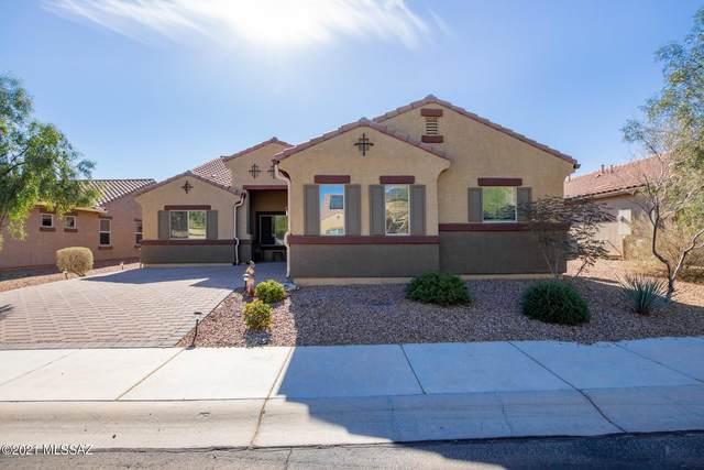 8881 W Irongate Road, Marana, AZ 85653 (#22124570) :: Tucson Property Executives