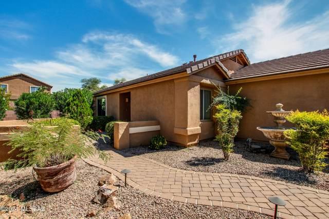 12826 N Ponderay Drive, Marana, AZ 85653 (#22124574) :: Tucson Real Estate Group