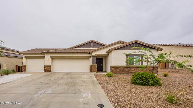 230 W Sg Posey Street, Vail, AZ 85641 (#22124575) :: Tucson Property Executives