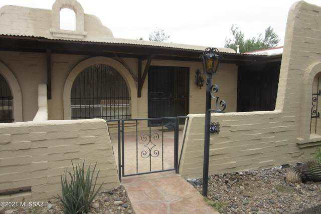 646 W Yaqui Drive, Tucson, AZ 85704 (MLS #22124586) :: The Property Partners at eXp Realty